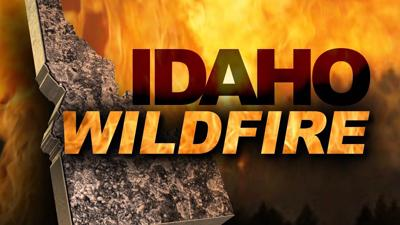 Idaho Wildfire 01