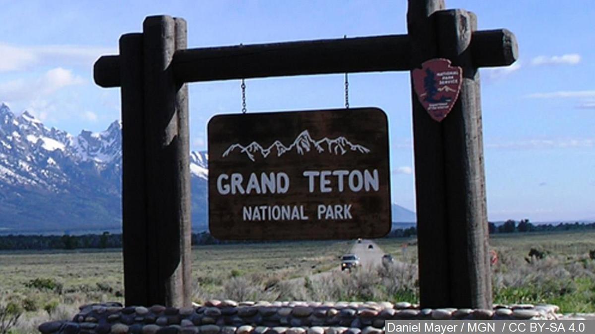 Two killed in head-on car crash near Grand Teton National Park