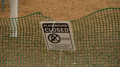 Playgrounds to Re-Open in Stage 3