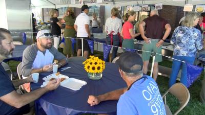 Annual Greek Fest Brings Thousands Together