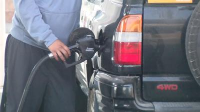 Gas Prices Going Up