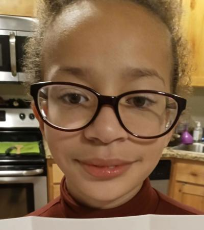 11 year old Maryiah Fuentes