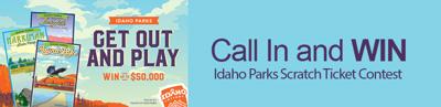 Idaho Parks Scratch Ticket Contest