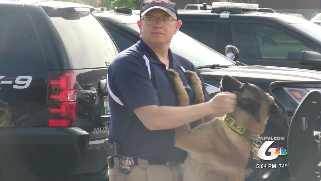 Idaho Police Canine Association Conference Held in Pocatello ... - KPVI News 6 1