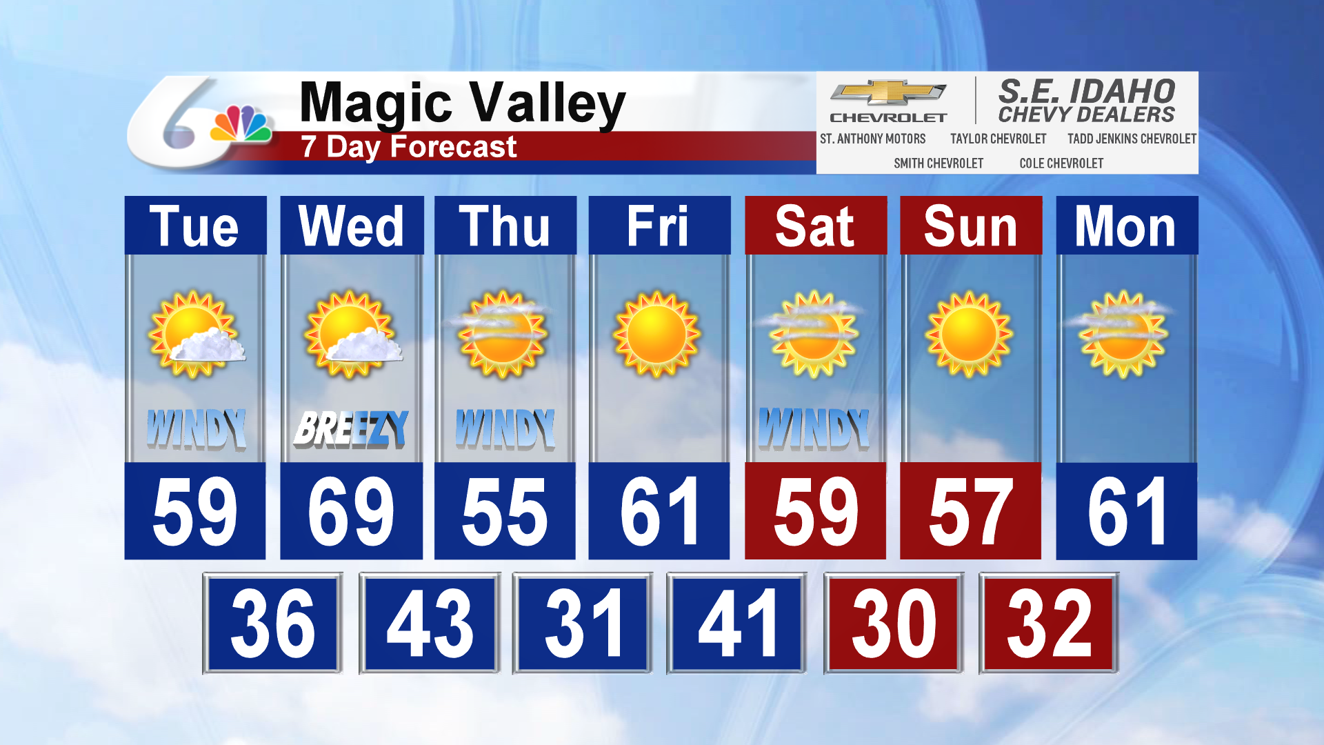 Magic Valley 7 day