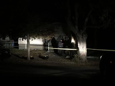 Pocatello Stabbing Scene