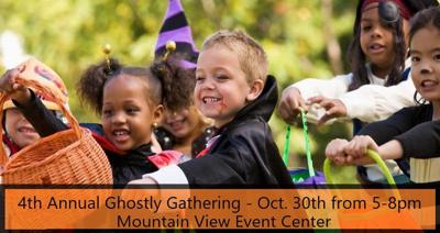 4th Annual Ghostly Gathering