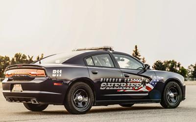 Bingham County Sheriff's Office Patrol Car