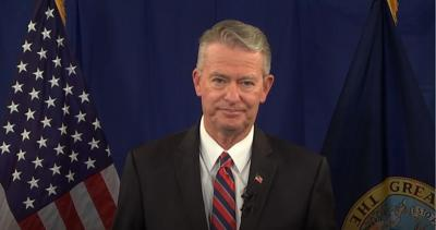 Gov. Brad Little 2021 State of the State Address