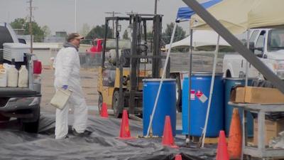 Free Pesticide Disposal