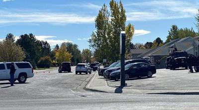 SWAT situation in Ammon