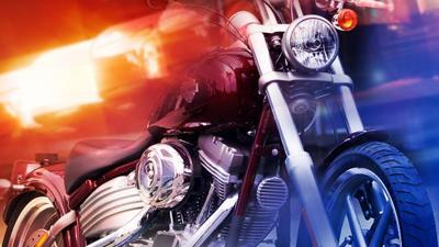 generic motorcycle crash hd