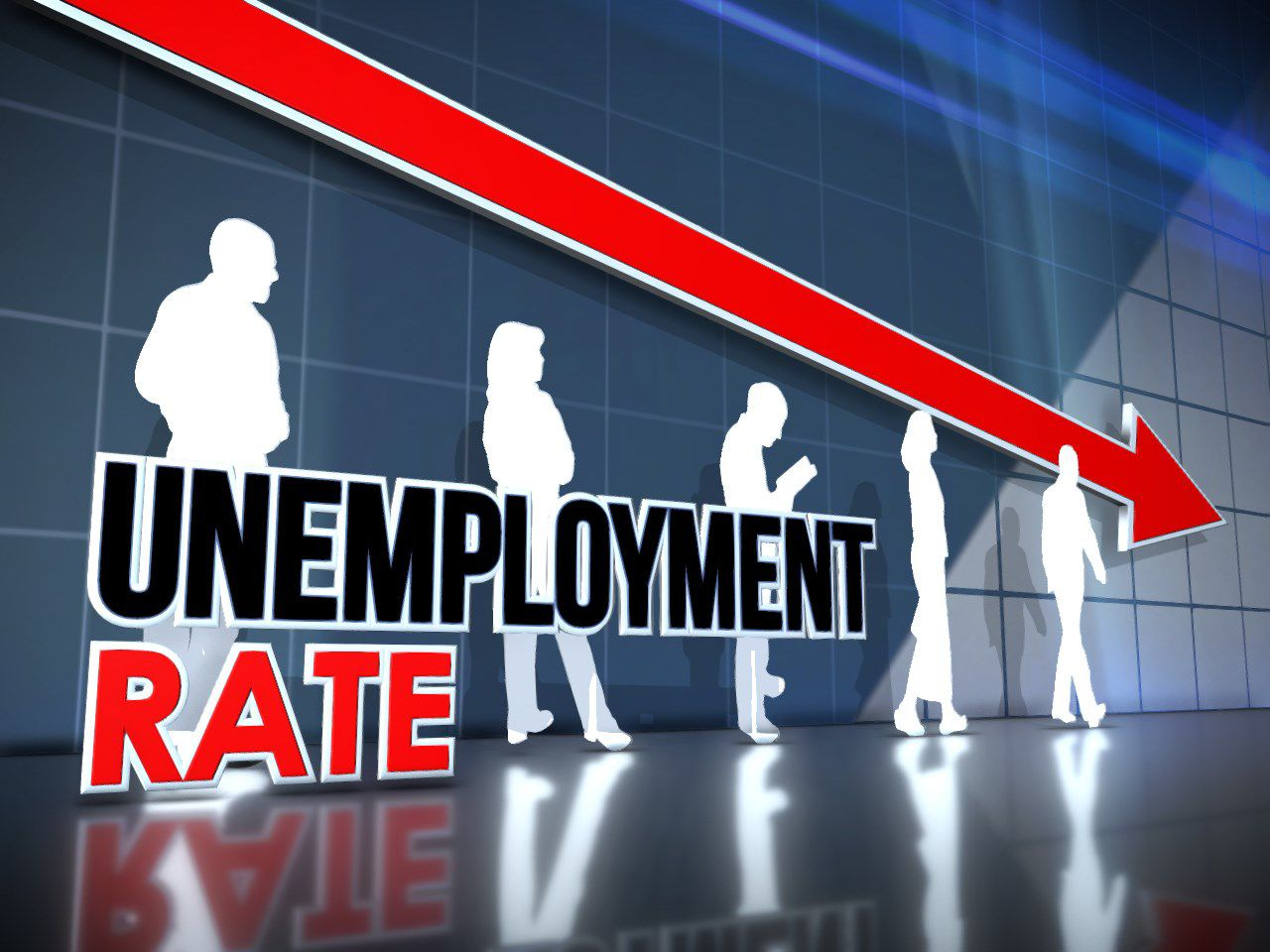 Valley unemployment rates mostly lower in August