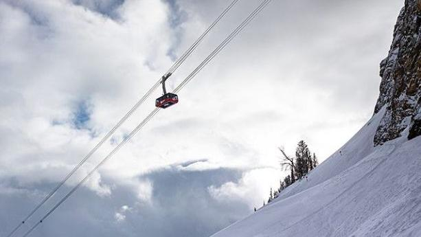 Carson Meyer - Jackson Hole Mountain Resort