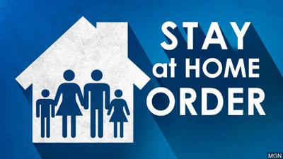 Stay at Home Order 01