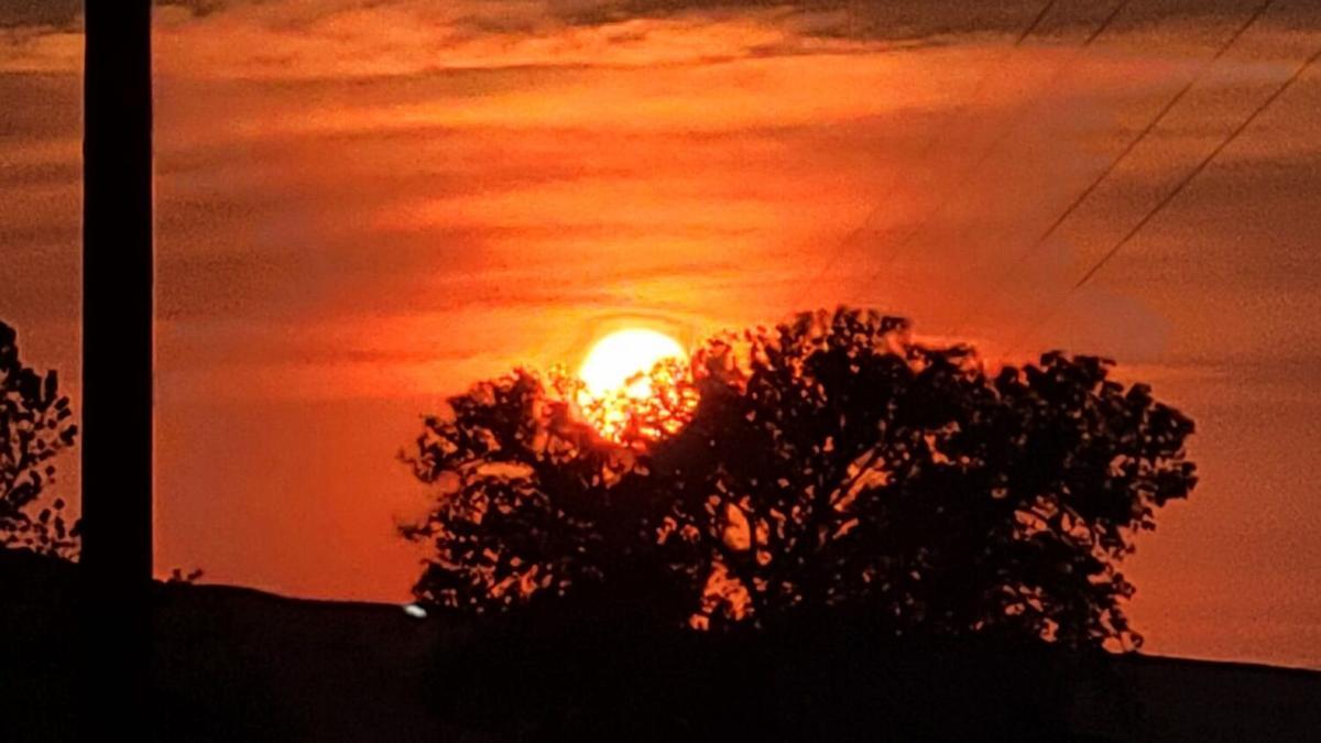 Terry Fenwick - Fall's First Sunset