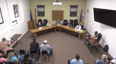 2021_09_24 School District 25 Board Meeting