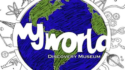 My World Discovery Museum Logo