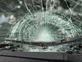 generic car crash image