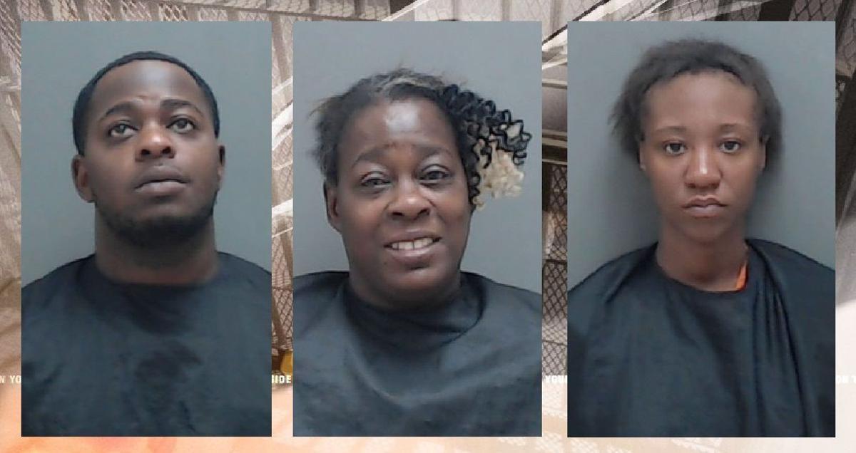 Marshall arrests