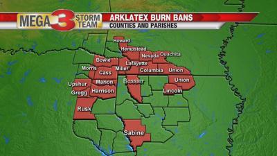 Burn bans 9-14-19