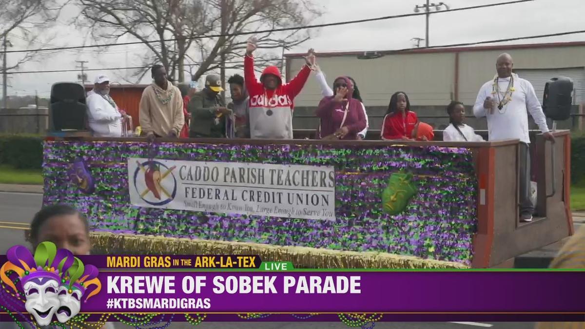Krewe of Sobek Parade