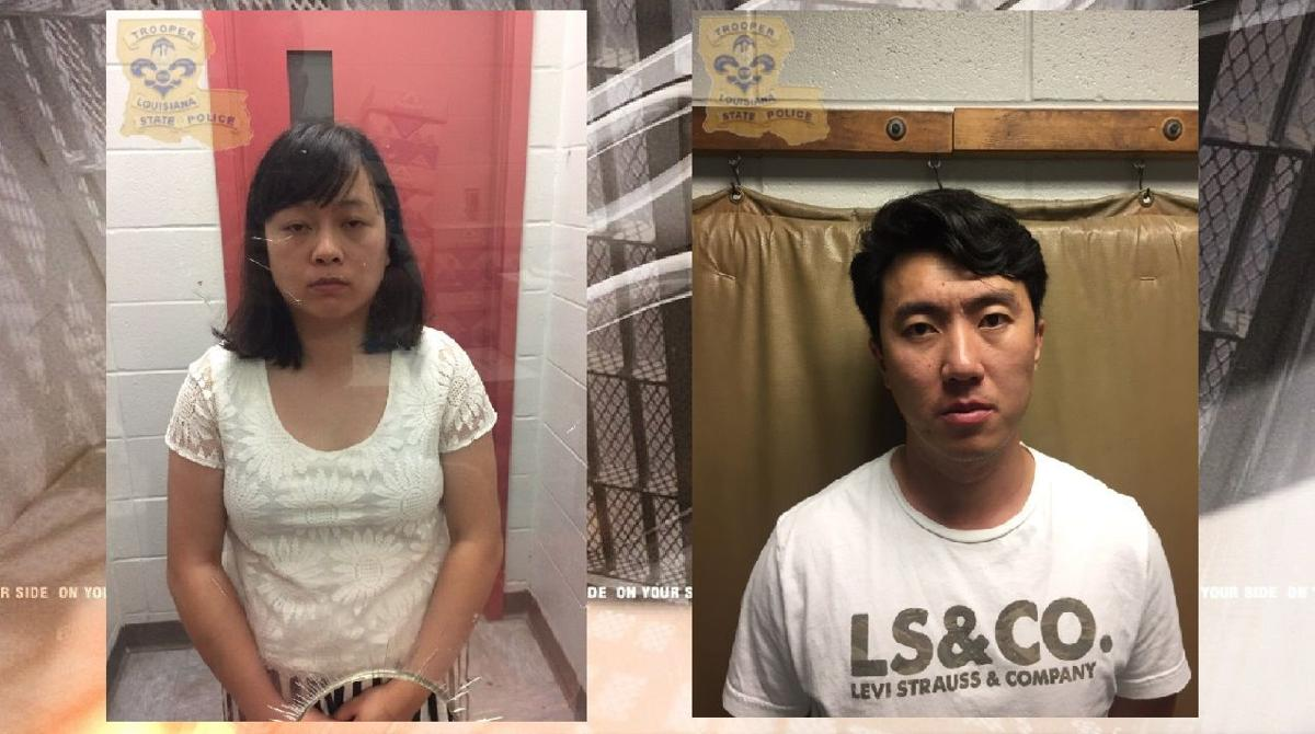 human trafficking arrests