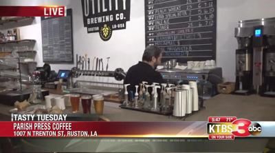Utility Brewing and Parish Press Coffee