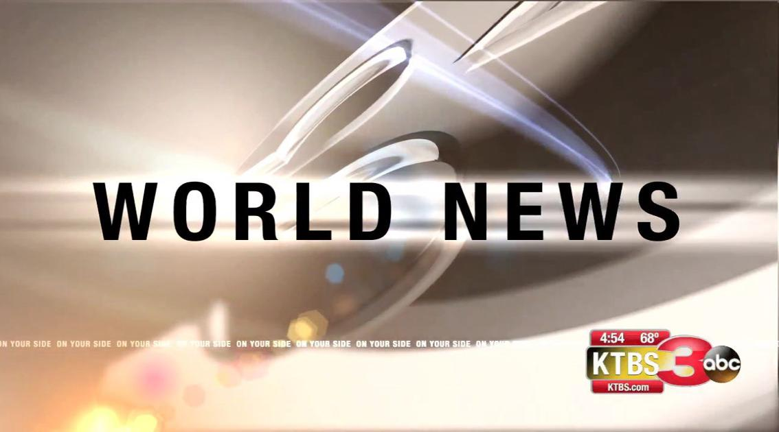 World News | In Case You Missed It | ktbs com