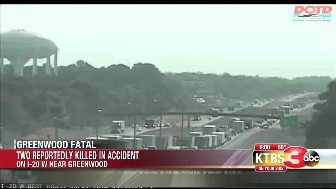 I-20 W open again after fatal accident | | ktbs com