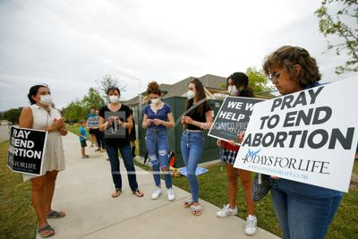Abortion Texas Pushback