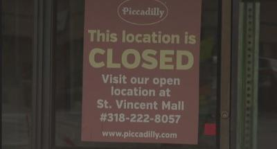 Piccadilly closed.JPG
