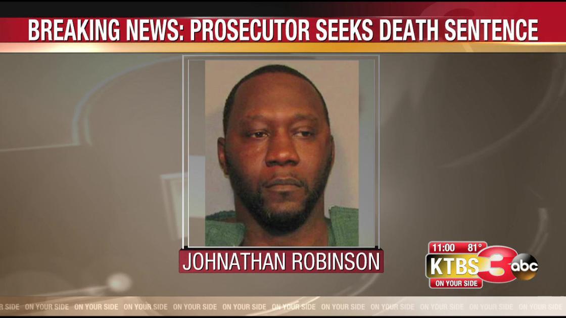 Caddo Prosecutors Seek Death Sentence For Facebook Live Murder