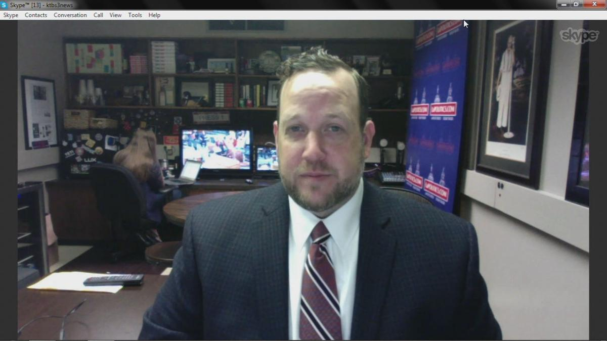 Political analyst Jeremy Alford