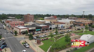 Downtown Ruston
