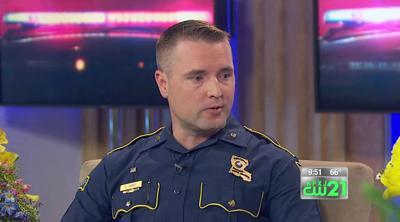 Trooper Brent Hardy