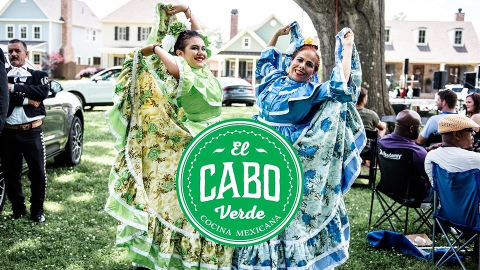 Annual Cinco De Mayo Fiesta in the Park with El Cabo and Provenance Community