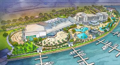 Slidell casino rendering