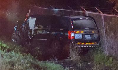 N. Lakeshore Drive crash