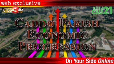 Caddo Parish's Economic Progression