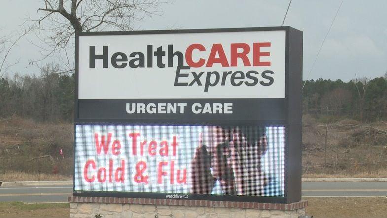 Flu Patients Flock To Shreveport Hospitals And Clinics News Ktbs Com