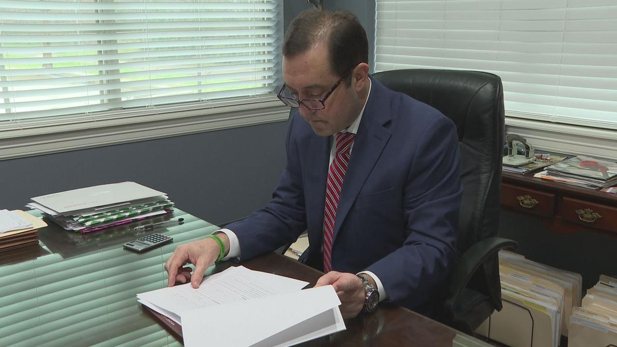 attorney Joseph Greenwald