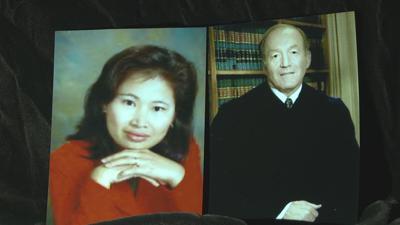Trina Chu and Henry Brown