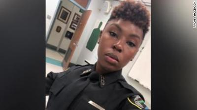 SPD Officer Chateri Payne