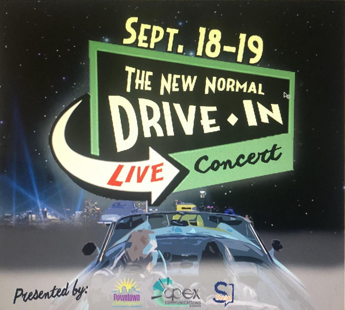 The New Normal Drive-In