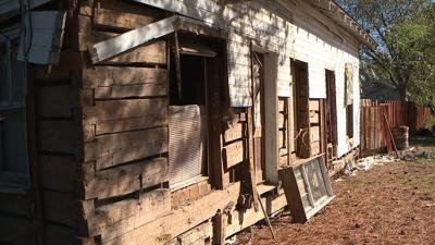 Possible historic log cabin discovered in Prescott, Arkansas