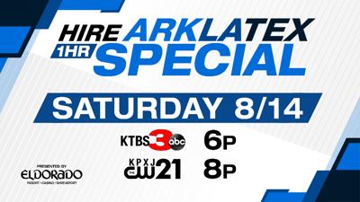 Hire ArkLaTex Now special
