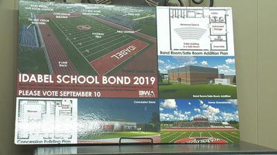 Idabel School's bond vote on new stadium set Tuesday
