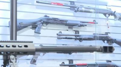 Red River Range guns