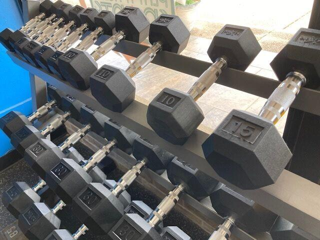Home fitness helps business in big way